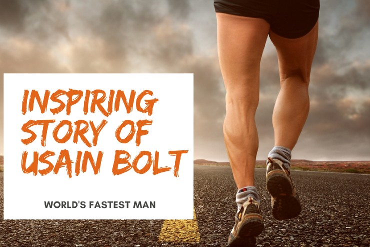 Inspiring Story Of Usain Bolt