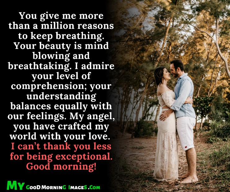 Long Good Morning Message To Make Her Fall In Love