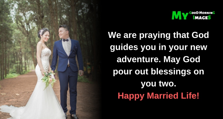 Prayer For Newly Married Couple
