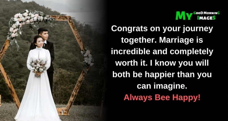 May God Bless Your Union After Marriage