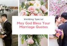 37+ May God Bless Your Marriage Quotes For Newly Married Couples