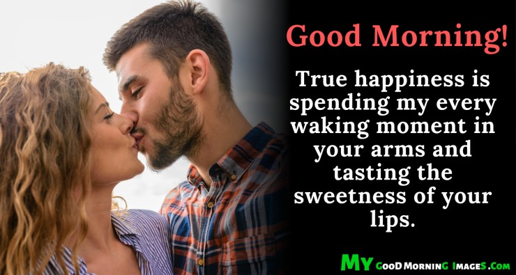 Good Morning Couple Kiss Images HD