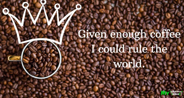 Good Morning With Coffee Images