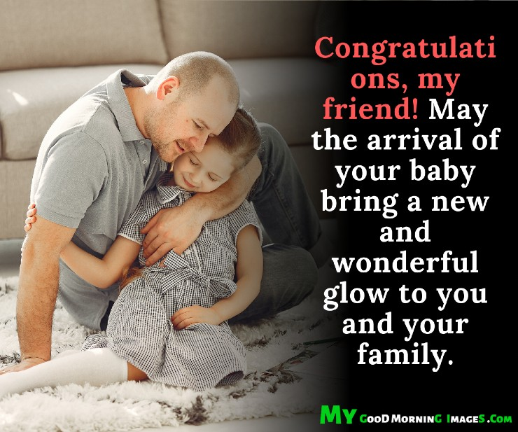 Congratulations On Becoming A Father