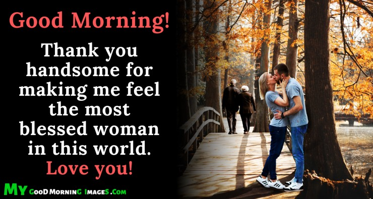 Good Morning Kiss Images For Him