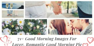 71+ Good Morning Images For Lover, Romantic Good Morning Pic