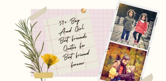 51+ Boy And Girl Best Friends Quotes For Best Friend Forever