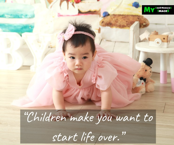 Good Morning Baby Images With Quotes