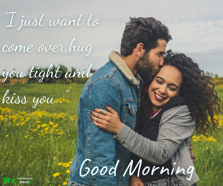 Good Morning Couple Pic For Lovers