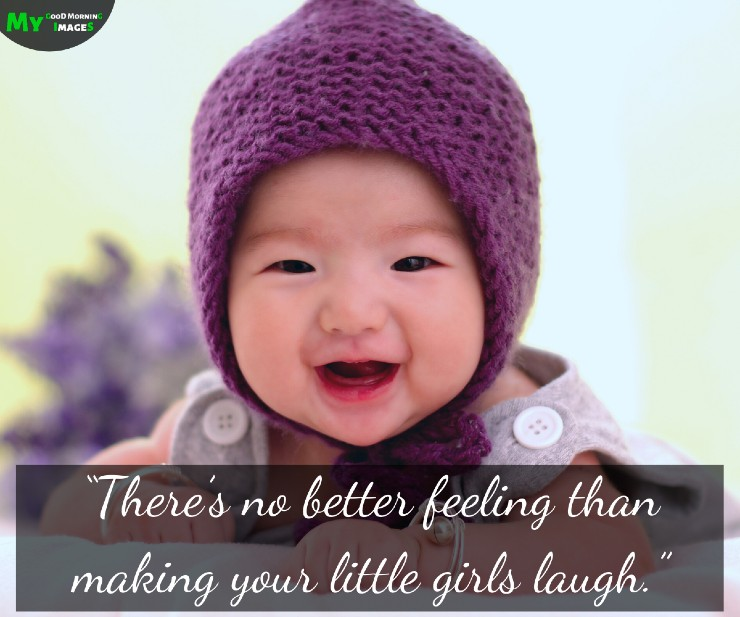 Cute Good Morning Baby Girl Images
