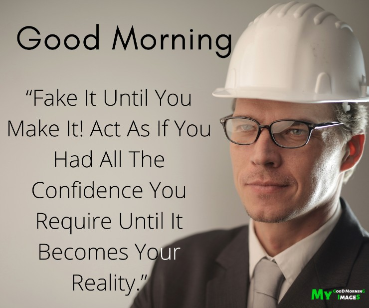 Good Morning Motivational Images For WhatsApp