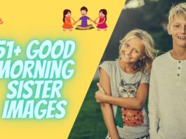 51+ Good Morning Sister Images, GM Didi Images For Sisters