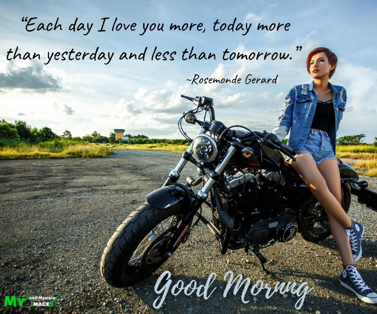 Romantic Good Morning Images For Love