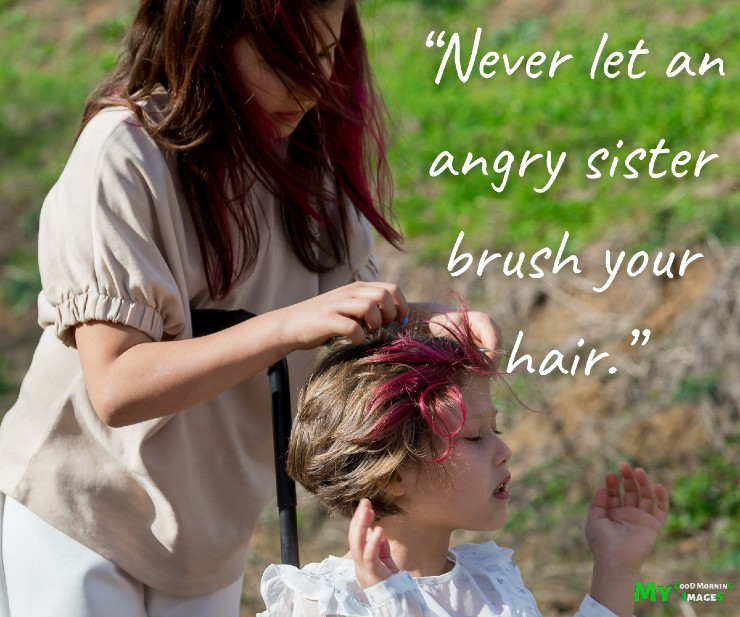 Good Morning Images For Sister With Quotes