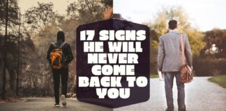 17 Signs He Will Never Come Back To You, Is No Contact Rule Works?
