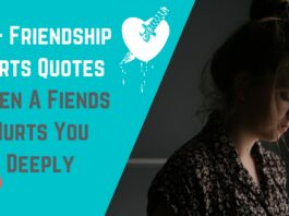 51+ Friendship Hurts Quotes When A Fiends Hurts You Deeply