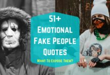 51+ Emotional Fake People Quotes & Quotes On Fake People
