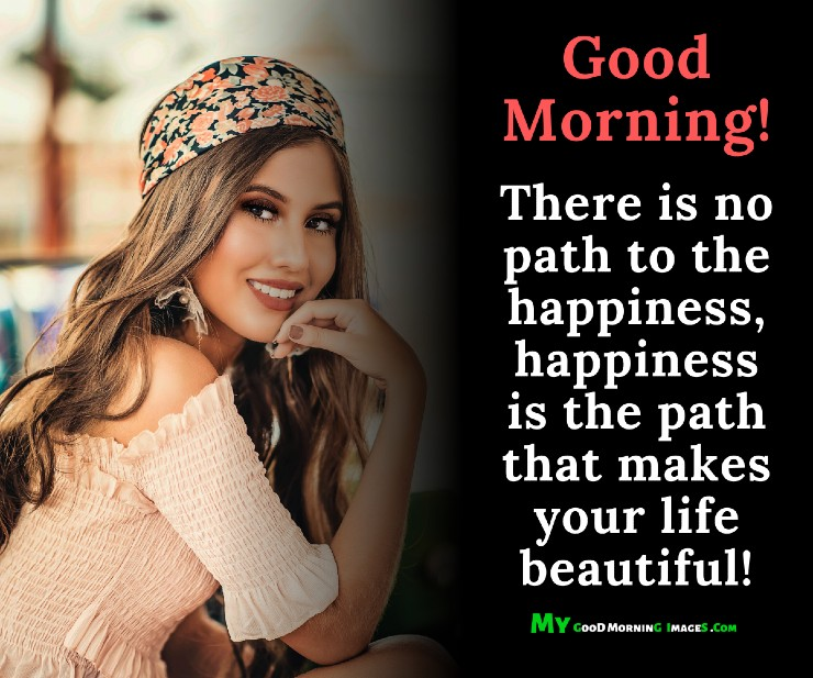 Inspirational Good Morning Smile Quotes