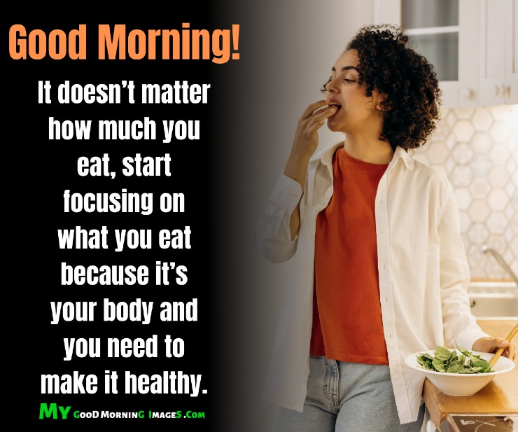 Healthy Breakfast Quotes To Improve Your Lifestyle