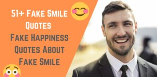 51+ Fake Smile Quotes, Fake Happiness Quotes About Fake Smile